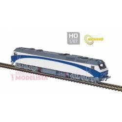 "Locomotive 333.402, Renfe ""Grandes Lineas"". MABAR 58804"