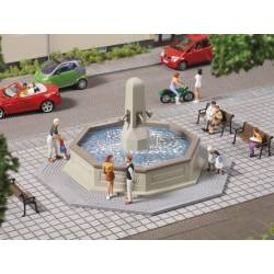 Market fountain. AUHAGEN 41629