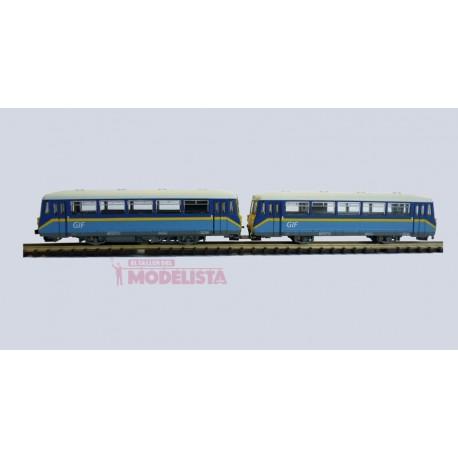 Ferrobús versión GIF. BRAWA 64308