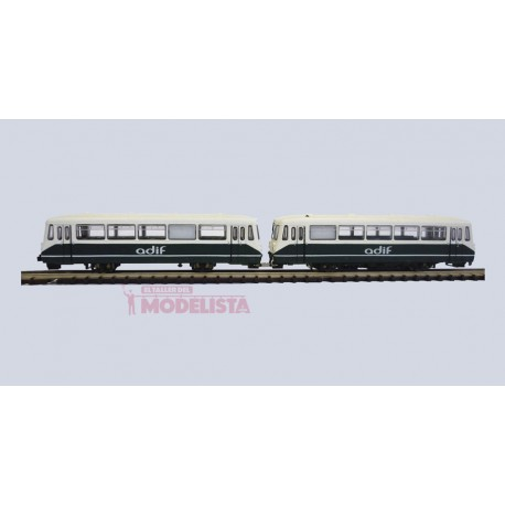 Railcar, ADIF livery. BRAWA 64310