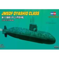 JMSDF Oyashio Class. HOBBY BOSS 87001