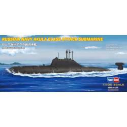 Submarino ruso Navy Akula class. HOBBY BOSS 87005