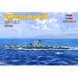 DKM U-boat type VII B. HOBBY BOSS 87008