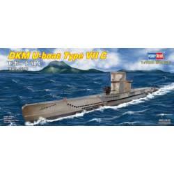 DKM U-boat type VII C. HOBBY BOSS 87009