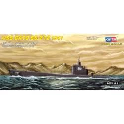 USS Gato SS-212 1941. HOBBY BOSS 87012
