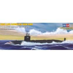 USS Navy Los Angeles. HOBBY BOSS 87014