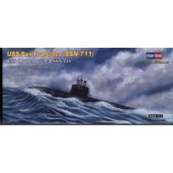 USS San Francisco. HOBBY BOSS 87015