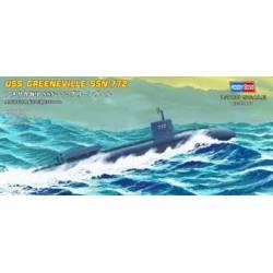 USS Navy Greeneville. HOBBY BOSS 87016