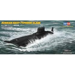 Submarino Navy Typhoon. HOBBY BOSS 87019