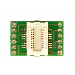 Next18 adapter. D&H N18-K0