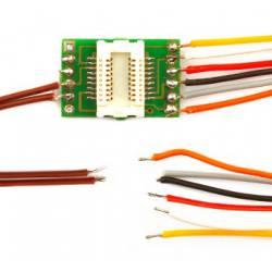 Adaptador Next18, con cables. D&H N18-K3