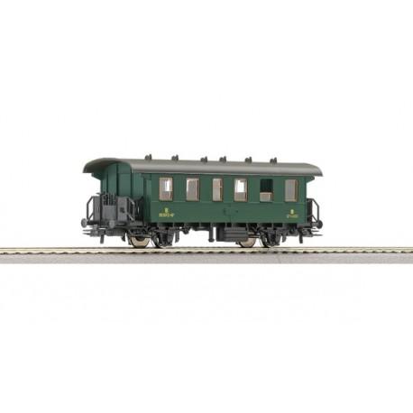3rd class passenger carriage, RENFE. ROCO 54332