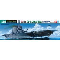 CV-3 Saratoga. TAMIYA 31713