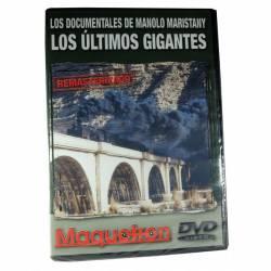 DVD - Los últimos gigantes
