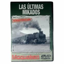 DVD - Las últimas Mikado