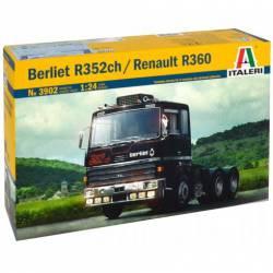 Berliet R352ch / Renault R360. ITALERI 3902