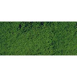 """Mikroflor"" flocking, dark green. HEKI 1602"