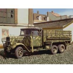 Henschel 33D1, WWII German Army Truck.