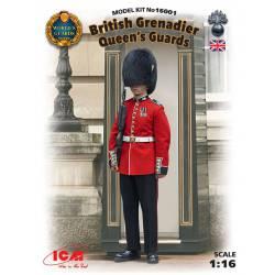 Granadero británico de la Guardia Real.