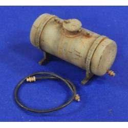 Water/Fuel tank. VERLINDEN 2821