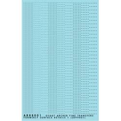 Set de remaches y tornillos. ARCHER AR88001