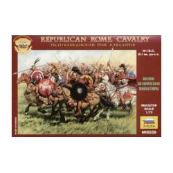 Republican rome calvary. ZVEZDA 8038