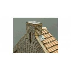 Roofing tiles.