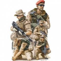 Modern German ISAF soldiers.