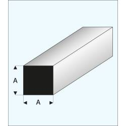 Square, 3 mm.