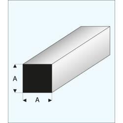 Cuadradillo de 6 mm. MAQUETT 407-60/3