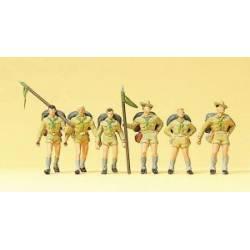 Boys scouts.