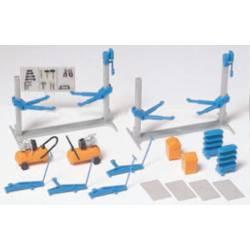 Car workshop equipment.