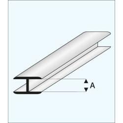 Flat- connector 4,0 mm. MAQUETT 450-55/3