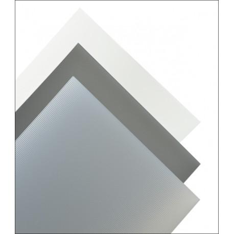 Evacast transparente estriado de 1.30 mm (x1). MAQUETT 610-01/3