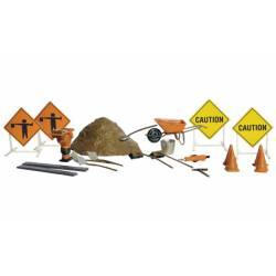 Elementos de construcción carretera. WOODLAND A1851