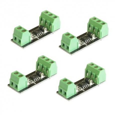 Switch motor interface (x4). DIGIKEIJS DR4101