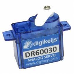 Mini servomotor, 8 gramos. DIGIKEIJS DR60030