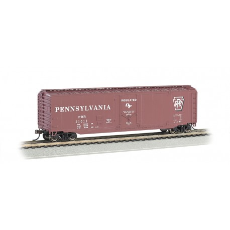 Plug door box car. BACHMANN 18014
