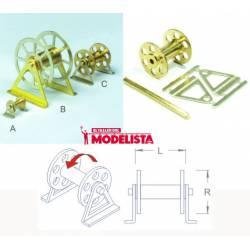 Brass winch. RB 030-630