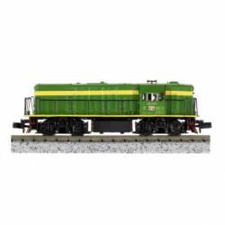 Locomotive 308-020-7 RENFE. STARTRAIN 60929