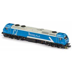 Locomotora diesel 333, Azvi Traction Rail. DCC.