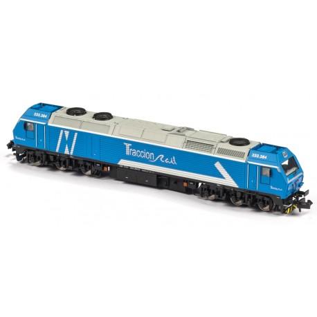 Diesel locomotive 333, Azvi Traction Rail. DCC. MFTRAIN 13342D