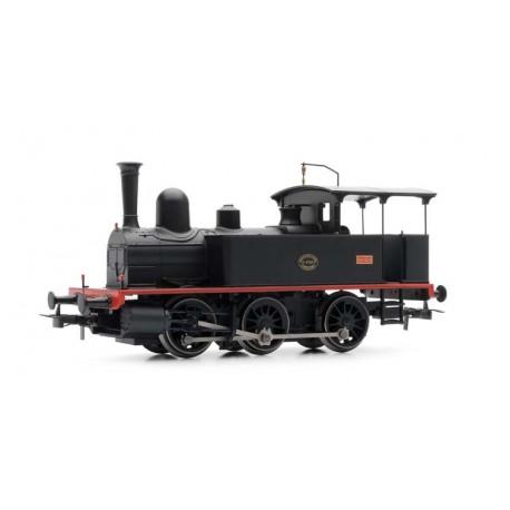 "Locomotora de vapor 030-0219 ""E.Otlet"". ELECTROTREN 0044"