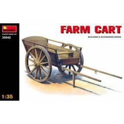 Farm cart.