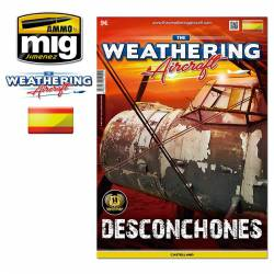 The Weathering Magazine Aircraft: Desconchones. AMIG 5102