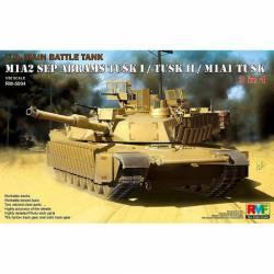 M1A2 SEP Abrams, Main Battle Tank. 3 in 1. RFM 5004