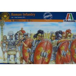 Infantería romana. ITALERI 6021