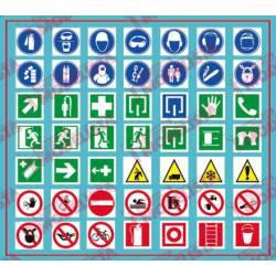 Industrial signals.