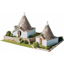 Trulli of Alberobello. AEDES 1257