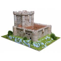 Castillo de Fuensaldaña. AEDES 1003